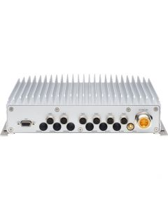VTC7252-7C4IP - IP65 Fanless 4-CH PoE IP65 Vehicle Computer Intel Core 9th CPU