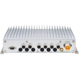 VTC7252-7C4IP - Fanless 4-CH PoE IP65 Vehicle Computer Intel Core 9th CPU