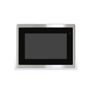 """FABS-107P - 7"""" Stainless Steel Display"""