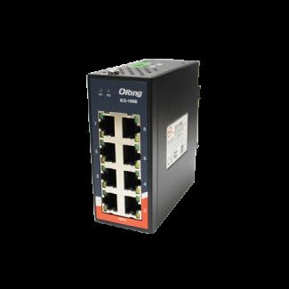 IES-180B - 8 port mini type unmanaged switch