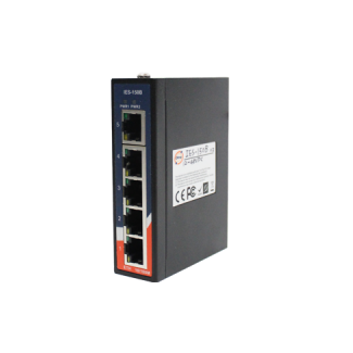 IES-150B 5 port unmanaged switch