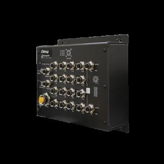 TPS-3162GT EN50155 18-port managed PoE Ethernet switch