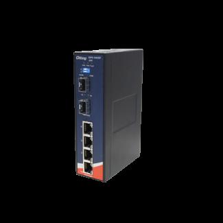 IGPS-1042GP - 6-port Unmanaged GbE Switch