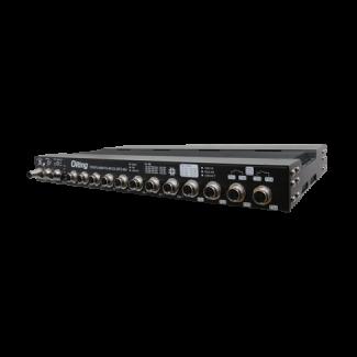 EN50155 Rack 12-port managed 10G/2.5G PoE Ethernet switch