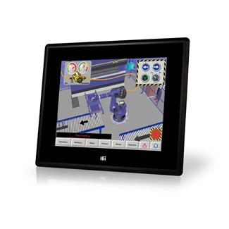 "DM-F65A, 6.5"" LCD touch, 800cd/m brightness"