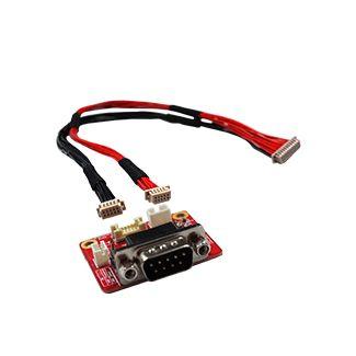 EMP2-X402, mPCIe to 4 x 422/485 Module