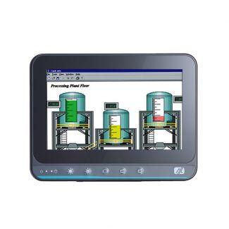 "GOT107W-319 7"" Fanless Touch Panel PC"
