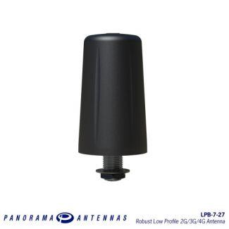 LTE Rugged bolt mount 2m coax