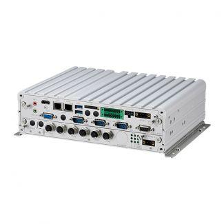 MVS 2623-C6SMK, Intel Atom E3950, 6-CH PoE M12 Ports
