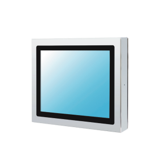 """TPM-3617, 17"""" Stainless steel monitor"""