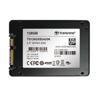 "420K Series 2.5"" SATA SSD"