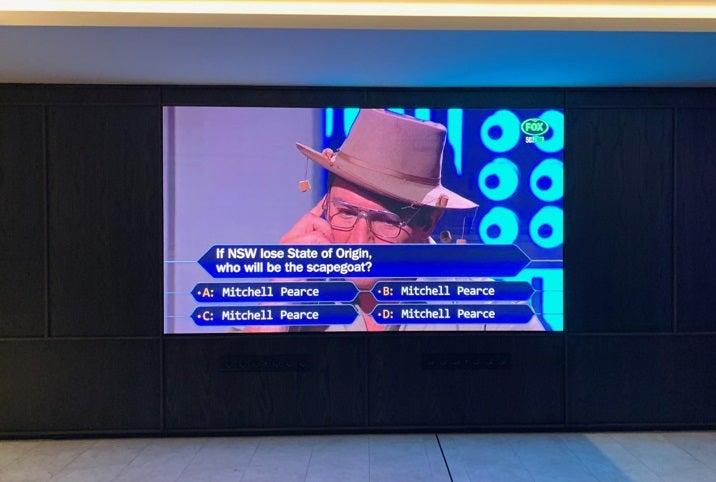 "FHD 135"" LED TV/Display"